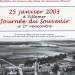 16. Souvenir Villemer 2003 (épuisé)