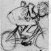 Fillette à vélo